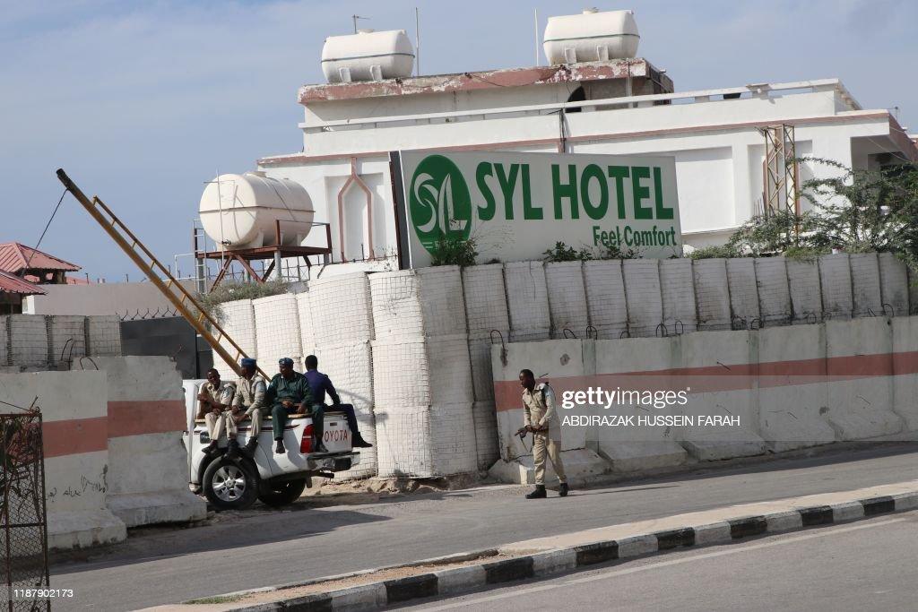 SOMALIA-CONFLICT-ATTACK : News Photo