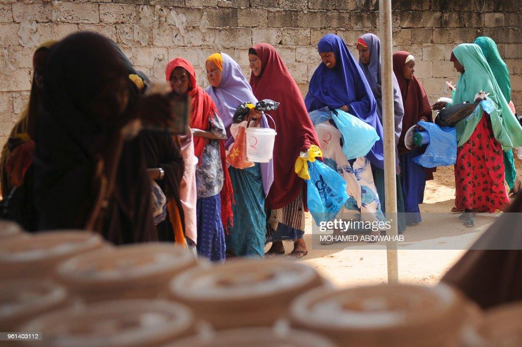 SOMALIA-ISLAM-RAMADAN : Nachrichtenfoto