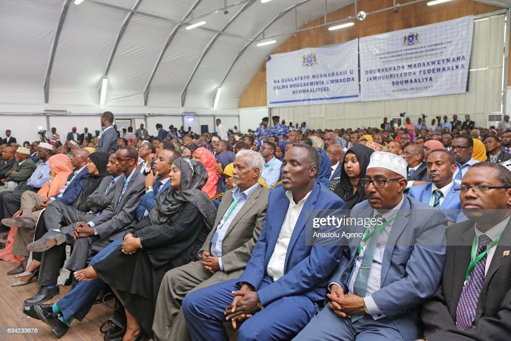 Somali lawmakers gather to elect new president : News Photo