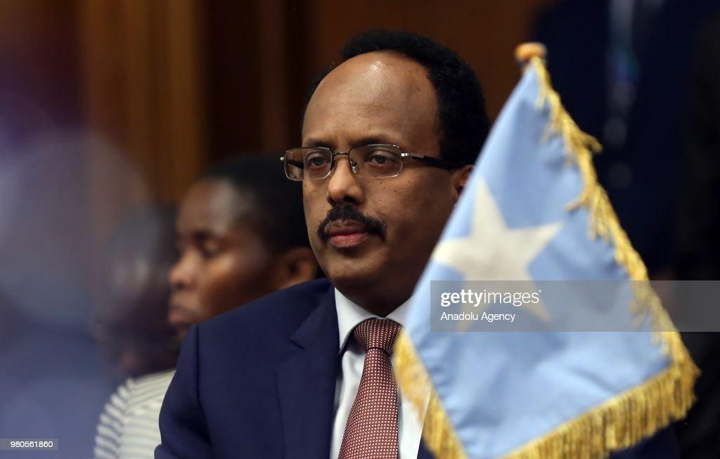 East African leaders debate South Sudan peace proposal : News Photo
