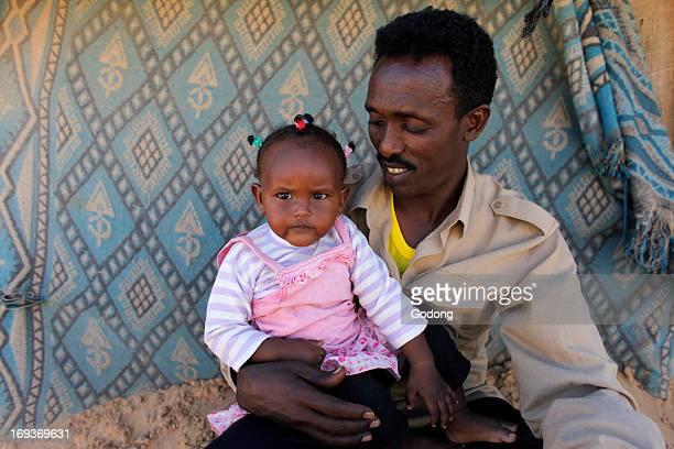 Somali refugees in Choucha camp Tunisia
