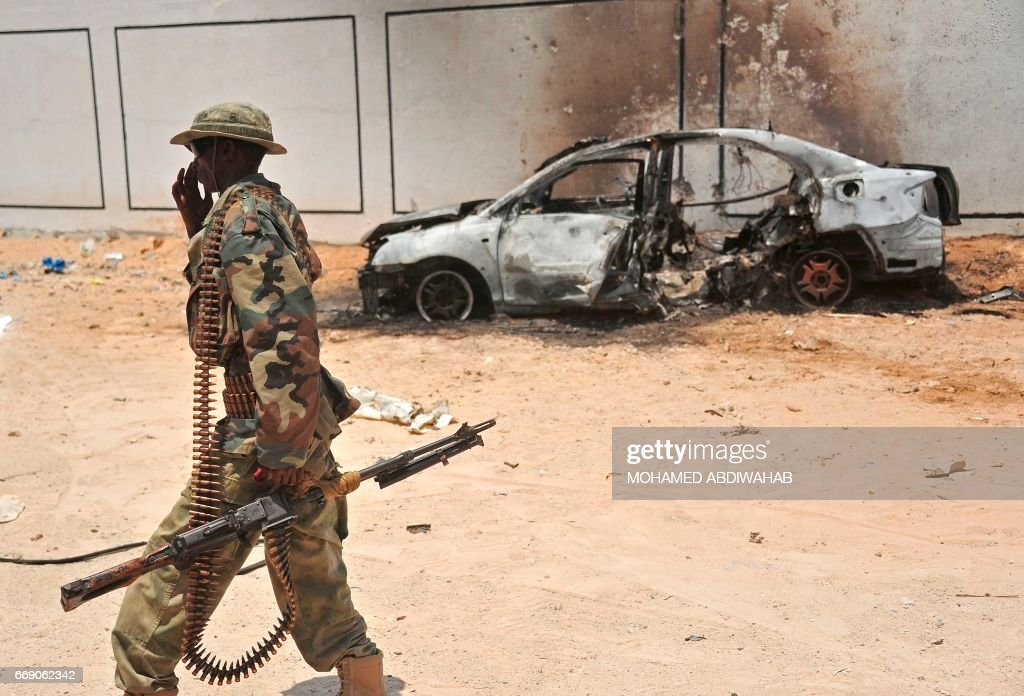 SOMALIA-UNREST : News Photo