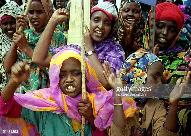 Mohamed Farah Aidid Pictures and Photos - Getty Images