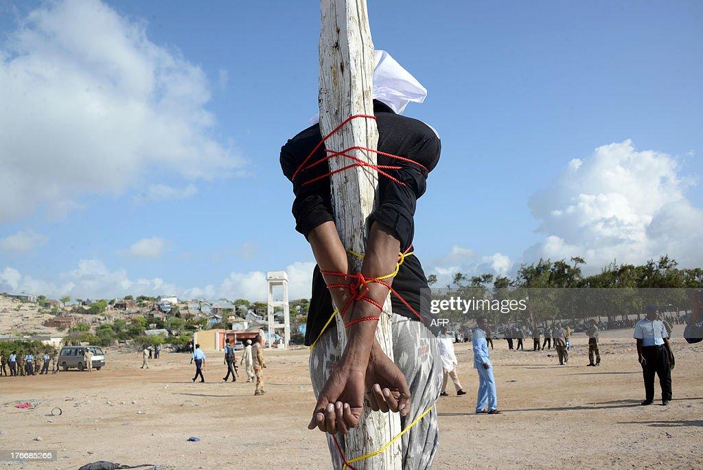 SOMALIA-UNREST-CRIME-MEDIA : News Photo