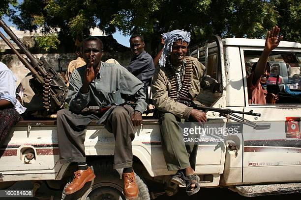 Pax Islamica In Mogadishu. Depuis le 5 juin, les Tribunaux islamiques sont les maîtres de Mogadiscio et de presque tout le pays entraînant...