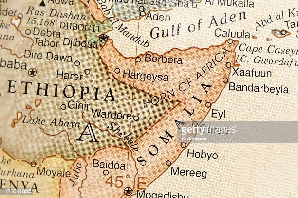 somalia - horn of africa stock pictures, royalty-free photos & images