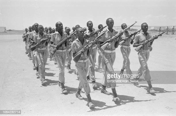 Somalie février 1978 En juillet 1977 les troupes du président somalien Siyad Barré ont envahi l'Ogaden en Ethiopie afin de constituer la Grande...