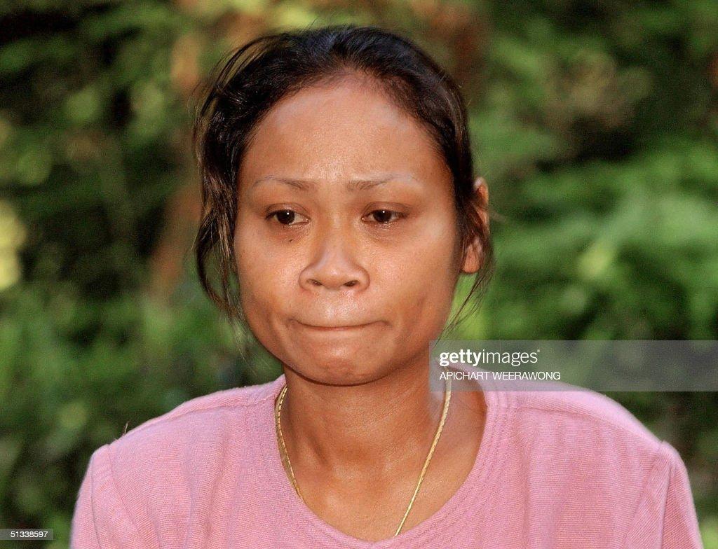 Sombat Bigley, the Thai wife of British : News Photo