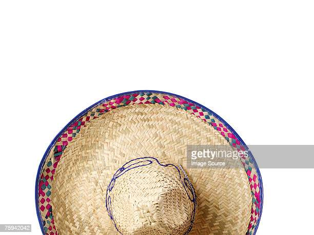sombrero - mexican hat stock pictures, royalty-free photos & images