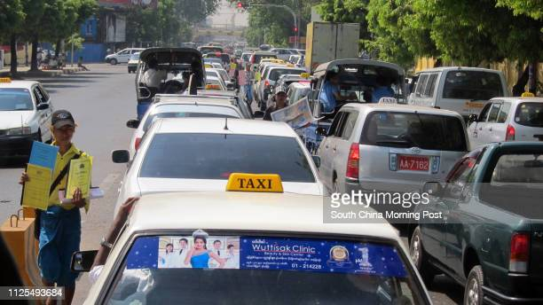 Some 14 000 Japanese Used Cars Have Been Imported To Myanmar Last