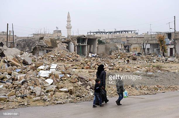 Some 60 civilians most of them internaliy displaced died and more than 100 were wounded when the Syrian army bombed the souk and surrounding houses...