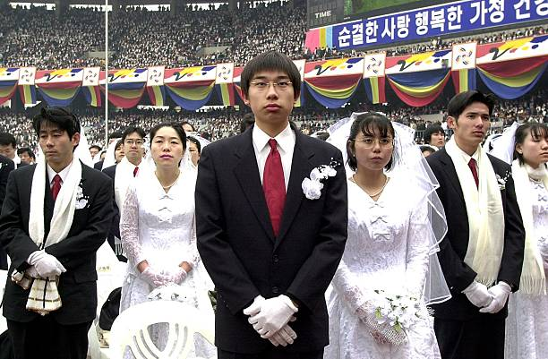 Some 60 000 Unification Church Members F