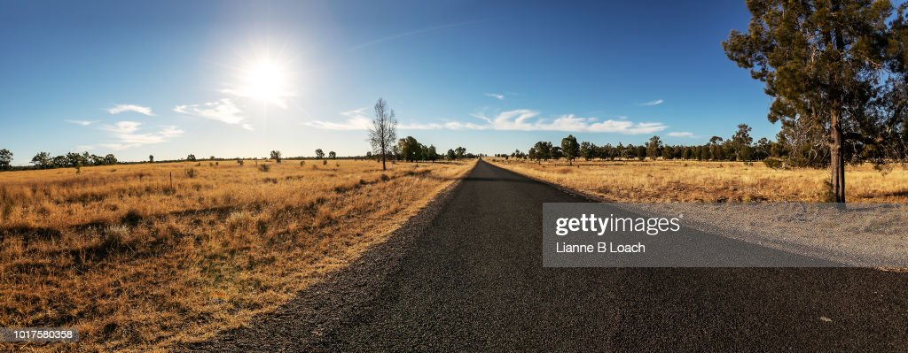 Some Back Road 2 : Stock Photo