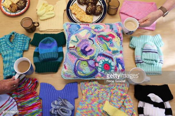 The Knitters Pictures and Photos - Getty Images