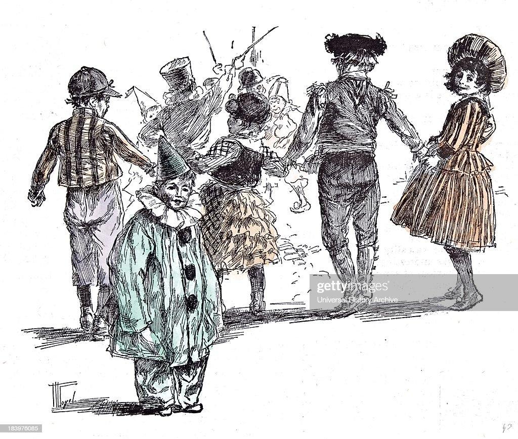 Some Dresses At The Childrenu0027s Carnival In 1892  sc 1 st  Getty Images & Some Dresses At The Childrenu0027s Carnival In 1892 Pictures | Getty Images