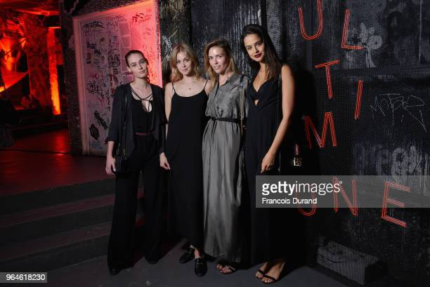 Some guests attend the #Ultimune Launch Event on May 31 2018 in Paris France