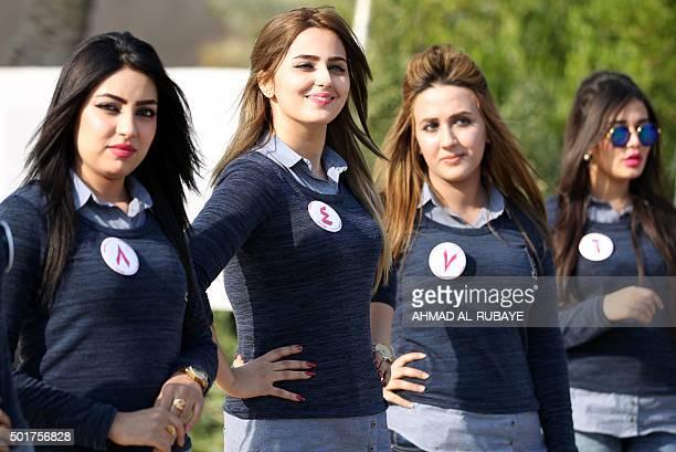 Most beautiful iraqi women