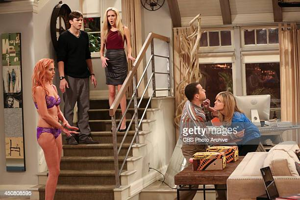 Lindsey two and a half men