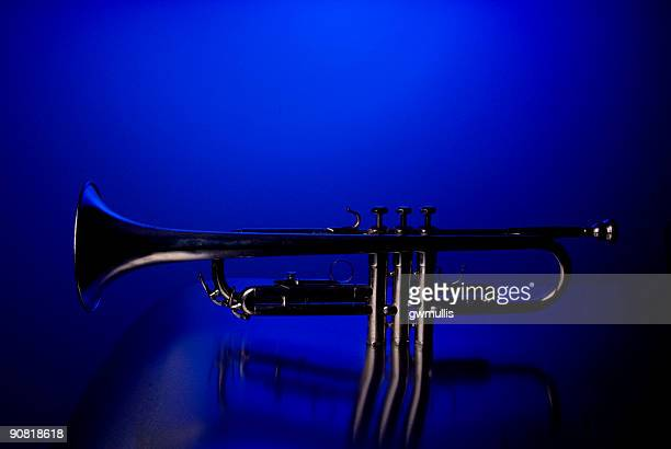 some kinda blue - brass stock pictures, royalty-free photos & images