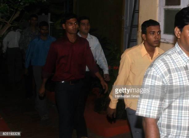 Some molesters meet RR Patil at chitrakoot along with Raj Thackeray