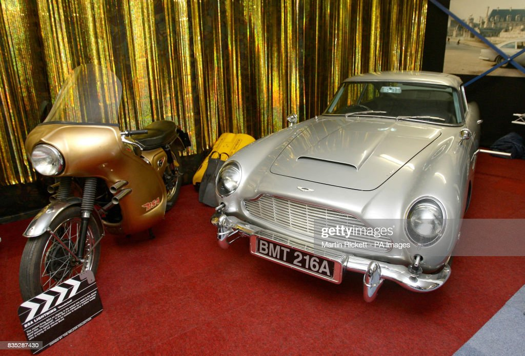 James Bond Museum Pictures Getty Images