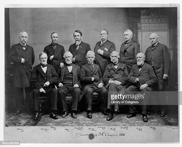 Some of the members of the ThirtyFourth Congress of the United States include Guy R Pelton from New York John Sherman from Ohio Russell Sage of New...