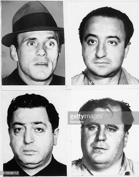 'Some' of the men responsible for the assassination of mobster Joseph 'Crazy Joe' Gallo last month are in protective custody of the police a high...
