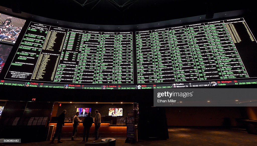 Vegas bets on super bowl 50 isabella bettinger photography
