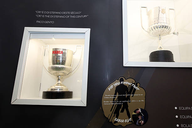 Cristiano Ronaldos Traveling Museum From Lisbon To The World