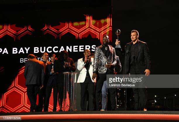 """Some of the world's best athletes and biggest stars join host Anthony Mackie for """"The 2021 ESPYS Presented by Capital One."""" The star-studded event..."""