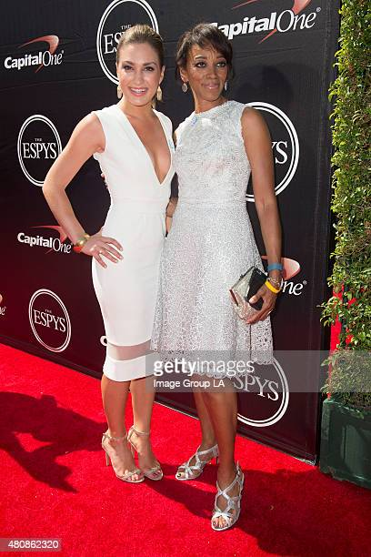 ONE Some of the world's premier athletes and biggest stars attend The 2015 ESPYS Presented by Capital One in Los Angeles Televised live from the...