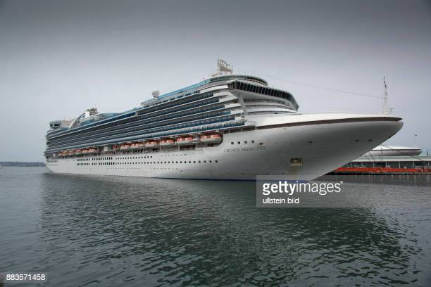 Some passengers and crew members on board the cruise ship Crown Princess got struck by the highly contagious Norovirus