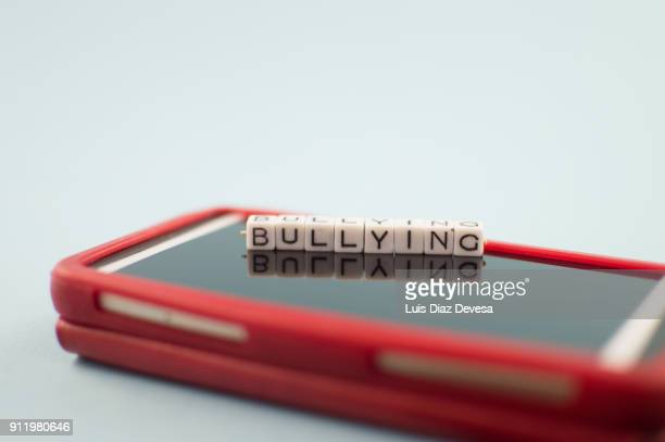 Some people are using their mobile phones for making bullying