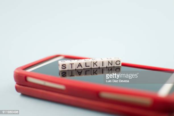 Some people are using their mobile phones for making stalking to other people