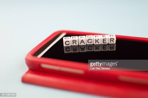 Some people are using their mobile phones to do cracker, stealing personal data from internet