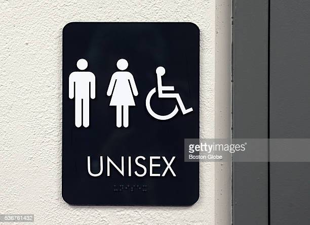 Some places have decided that the label unisex offers the simplest solution to the question of what restroom signs should say as transgender...