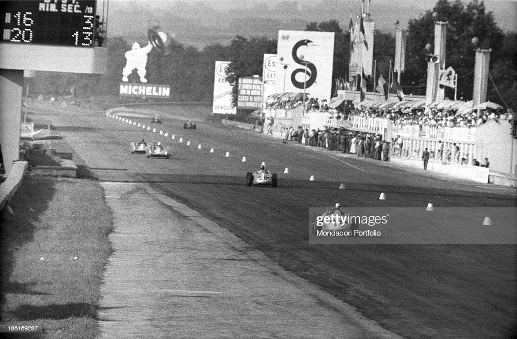 The 6th Italian Grand Prix : News Photo