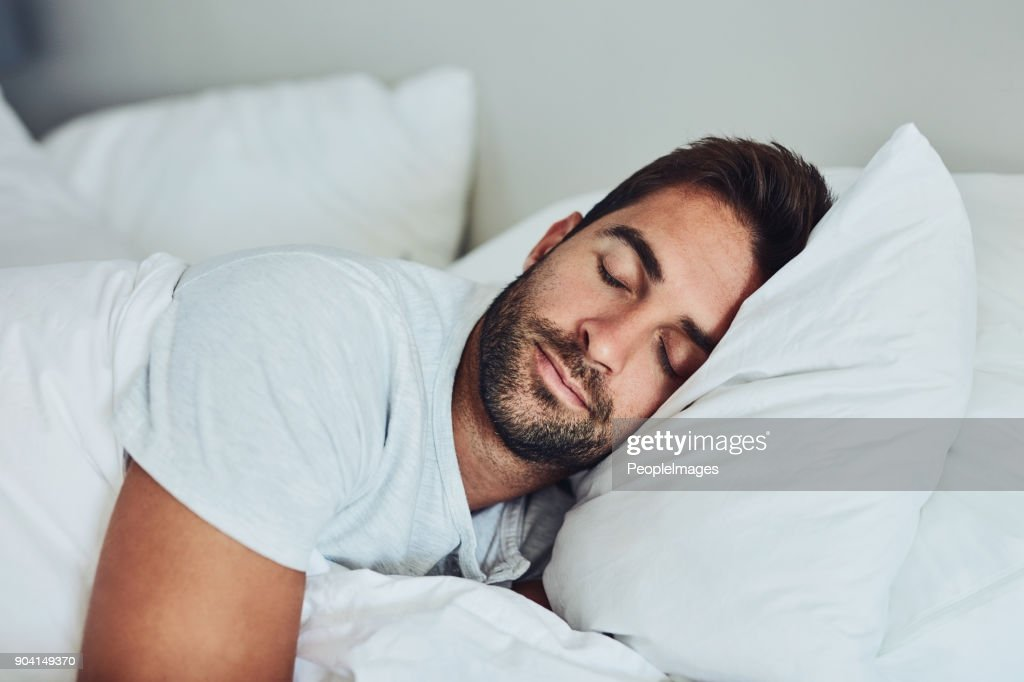 Some rest after a hard day's work : Stock Photo