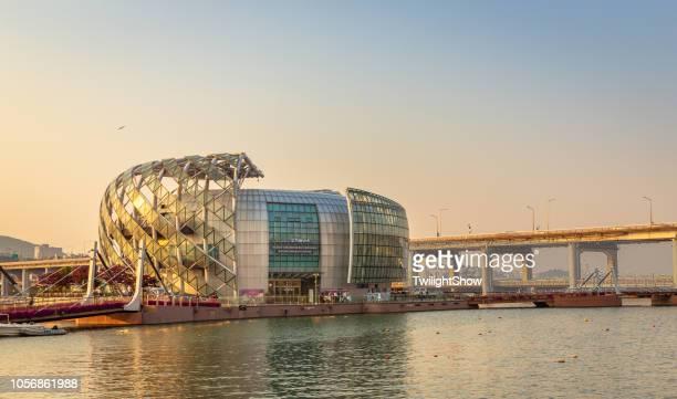 Some Sevit Complex Dome in Seoul City, South Korea.