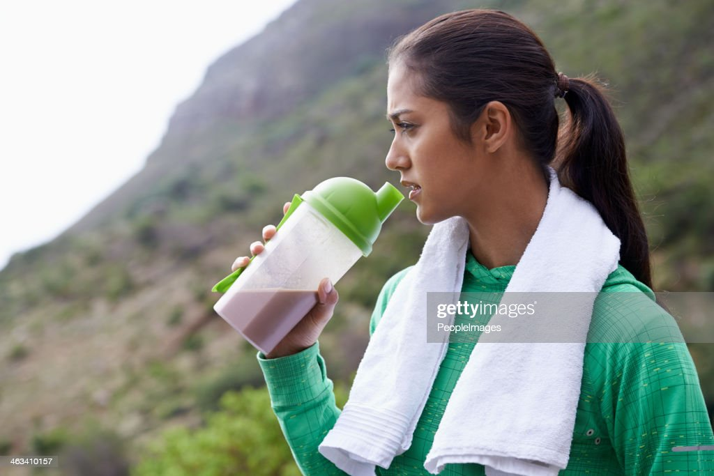 Some trail energy : Stock Photo