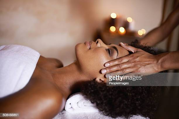 some well needed me time - massage stock photos and pictures