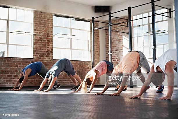 Algunas yoga para una buena medida