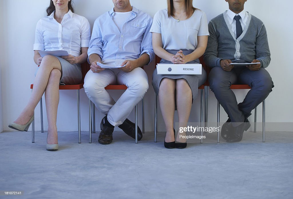 Somebody came more prepared than the others... : Stock Photo