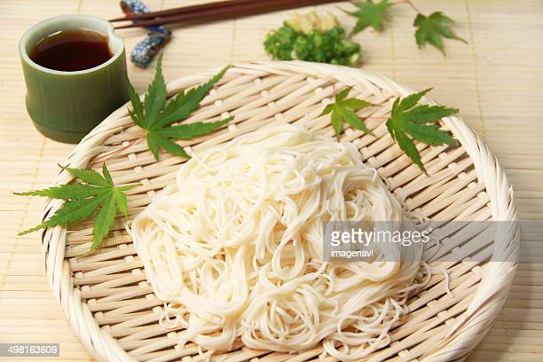 Somen (Japanese vermicelli)