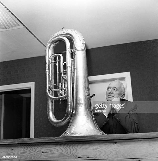 Someone has deposited a double bass euphonium in his care and forgotten to retreive it Joe found it in the men's cloakroom after a night when six...