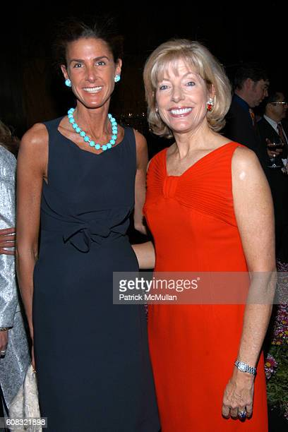 Somers Farkas and Liz Peek attend The Irvington Institute For Immunological Research's 25th Annual Through The Kitchen Dinner at The Four Seasons...