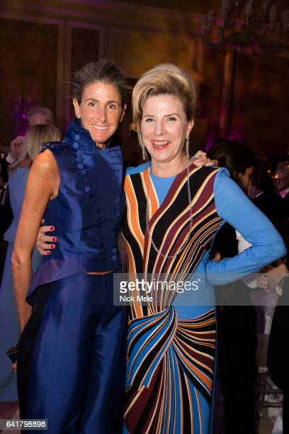 Somers Farkas and Margo Nederlander attend Boys and Girls Clubs of Palm Beach County Celebrate the 36th Annual Winter Ball at The Breakers on...