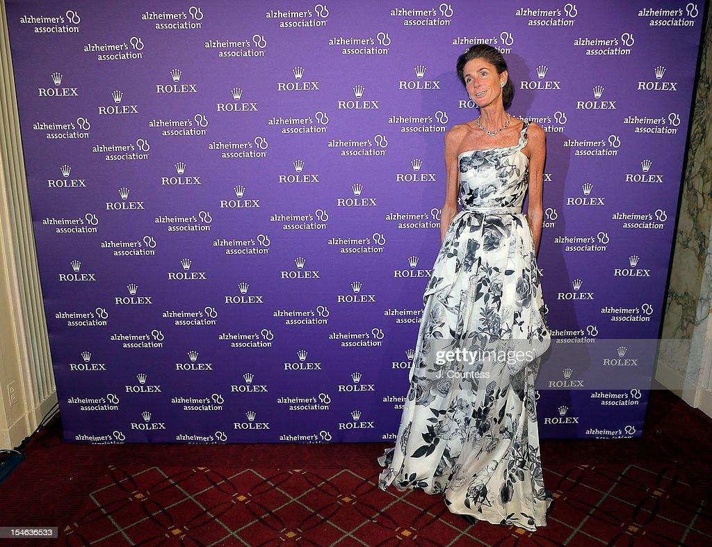 Somers Farkas attends the 2012 Alzheimer Association Rita Hayworth Gala at The Waldorf Astoria on October 23, 2012 in New York City.