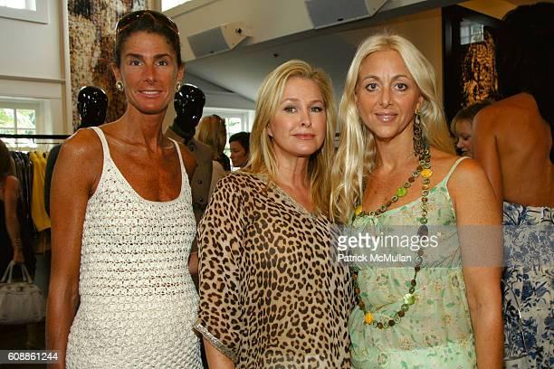 Somers Farkas Kathy Hilton and Dana Stubgen attend DOLCE GABBANA Luncheon and Fall Presentation Hosted by Samantha Boardman Rosen Stephanie Winston...
