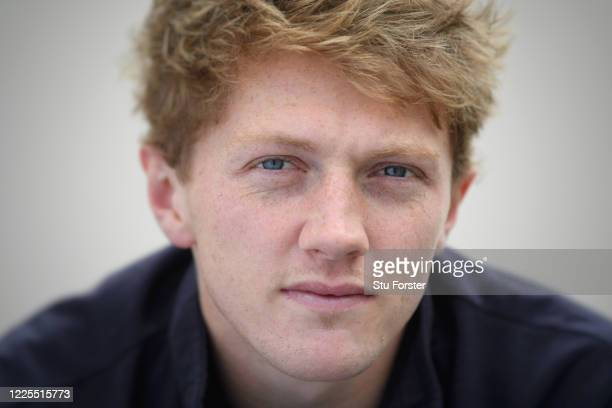 Somerset and England Cricketer Dom Bess pictured during the coronavirus lockdown on May 13, 2020 in Taunton, England.
